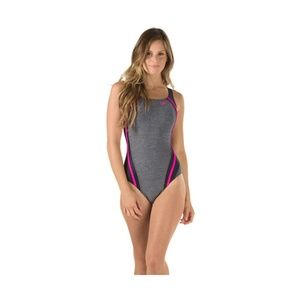 Speedo Women's Quantum Splice Swimsuit Size 12